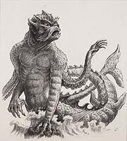 Sketch of the Kraken