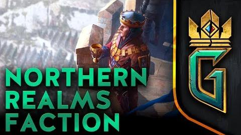 Northern Realms Faction GWENT The Witcher Card Game