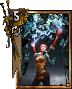 Triss - Butterfly Spell