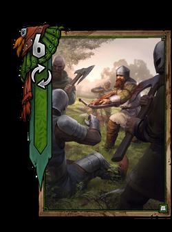 Dwarven Mercenary