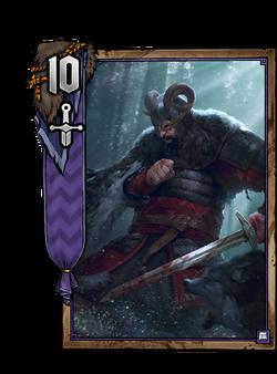 Clan an Craite Warrior