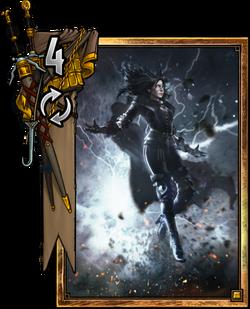 Yennefer - The Conjurer