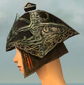 Warrior Elite Canthan Armor F gray head side
