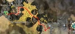 Strange Bedfellows map