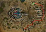 Mabah Heardheart map