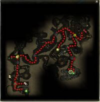 Ooze pit map