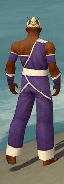 Monk Ascalon Armor M dyed back