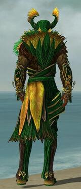 Disciple of Melandru M dyed back
