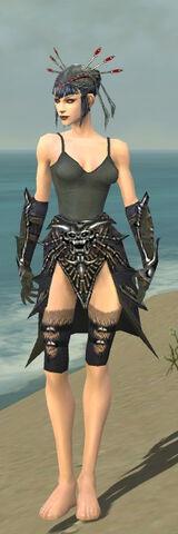 File:Necromancer Elite Necrotic Armor F gray arms legs front.jpg