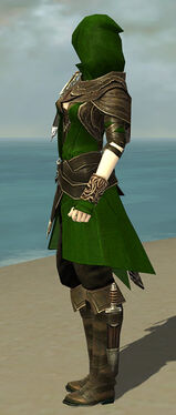 Shining Blade Uniform F default side alternate