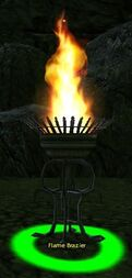 Flame-Brazier-Lit