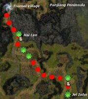 Hopeless Romantic map