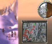 Talus Chute Cartography