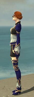 Mesmer Monument Armor F dyed side