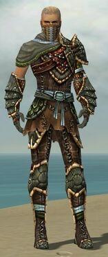 Ranger Luxon Armor M gray front