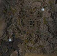 Flame Temple Corridor map