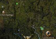 Luxon Settlement Map