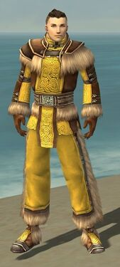 Monk Norn Armor M dyed front