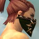 Ranger Sunspear Armor M dyed head side