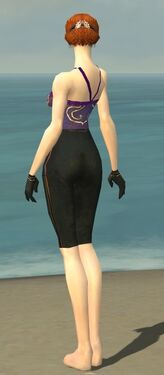 Mesmer Norn Armor F gray arms legs back