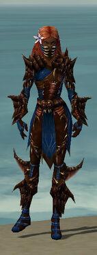 Ranger Primeval Armor F dyed front