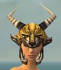 File:Warrior Elite Charr Hide Armor F dyed head front.jpg