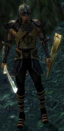 Gareth quickblade