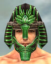 Warrior Ancient Armor M dyed head front