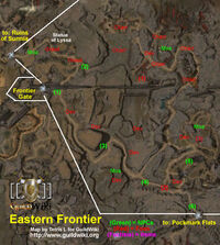 Eastern Frontier Map