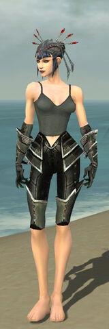 File:Necromancer Kurzick Armor F gray arms legs front.jpg