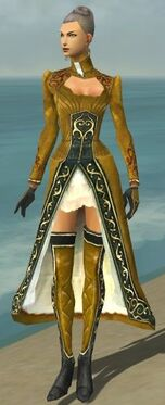 Mesmer Elite Noble Armor F dyed front