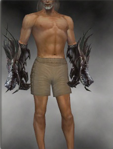 File:Dragon Gauntlets M gray front.jpg