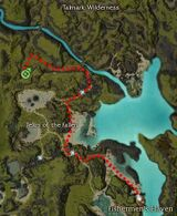 Artisan Sivan map