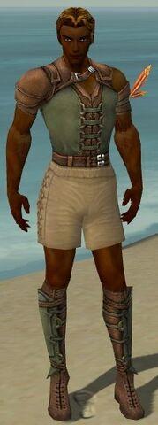 File:Ranger Ascalon Armor M gray chest feet front.jpg