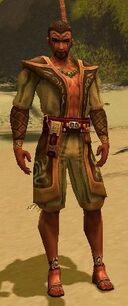 Stingray strand armor crafter