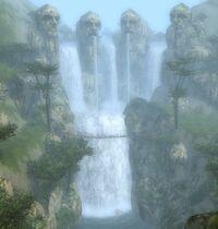 Riven Earth Waterfalls