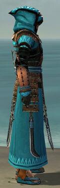 Dervish Monument Armor M dyed side