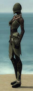 Ritualist Kurzick Armor F gray side