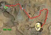 Ancient Secrets quest map1