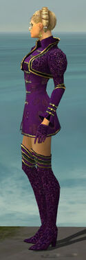 Mesmer Canthan Armor F dyed side
