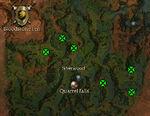 Numa Plaguemane map
