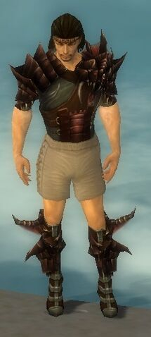 File:Ranger Primeval Armor M gray chest feet front.jpg