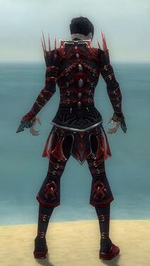 Necromancer Elite Cabal Armor M dyed back