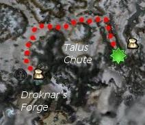 Onar Ironblood map