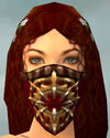 Ranger Elite Sunspear Armor F dyed head front