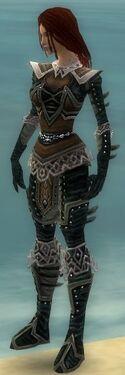 Ranger Elite Kurzick Armor F gray side