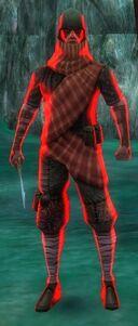 Luxon Army Elite Warrior