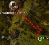Molotov Rocktail map location
