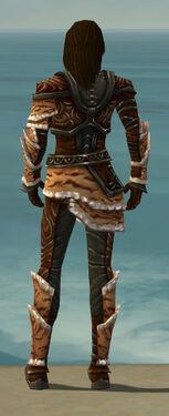 Ranger Vabbian Armor M gray back