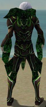 Necromancer Vabbian Armor M dyed back